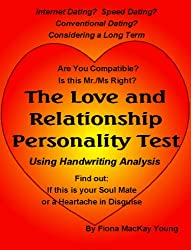 personality test relationship compatibility