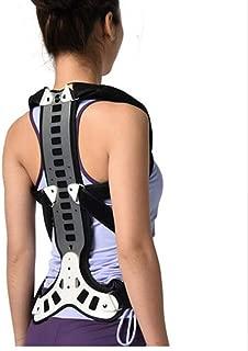 YC° Postural Extension Vest & Back Straightener Brace for Kyphosis, Mild Scoliosis, Hunchback & Lordosis Treatment,S