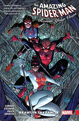 Amazing Spider-Man: Renew Your Vows Vol. 1: Brawl In The Family (Amazing Spider-Man: Renew Your Vows (2016-2018)) (English Edition)
