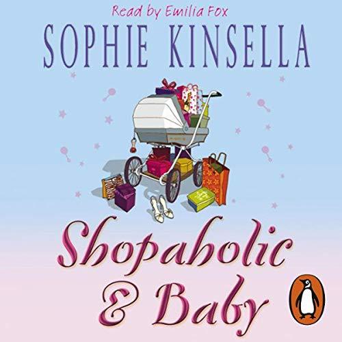 Shopaholic & Baby audiobook cover art