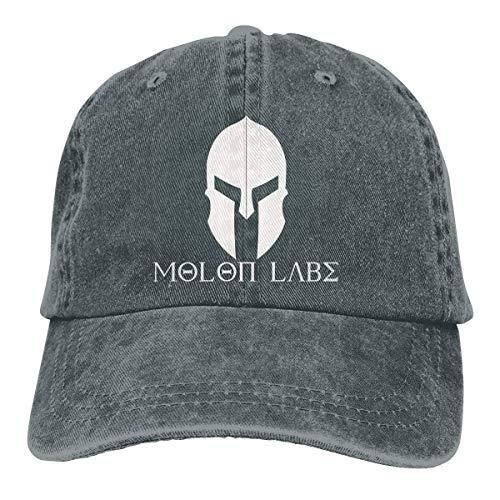 Ameok-Design Molon Labe1 - Gorra de béisbol para hombre y...