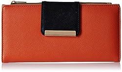 Diana Korr Womens Wallet (Orange) (DKW12ORA)