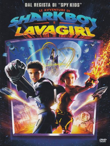 Le Avventure Di Sharkboy E Lavagirl [Italia] [DVD]