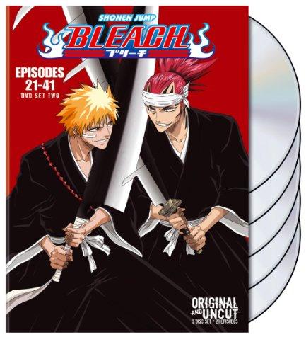 Bleach Uncut Rpkg (DVD Set 2)