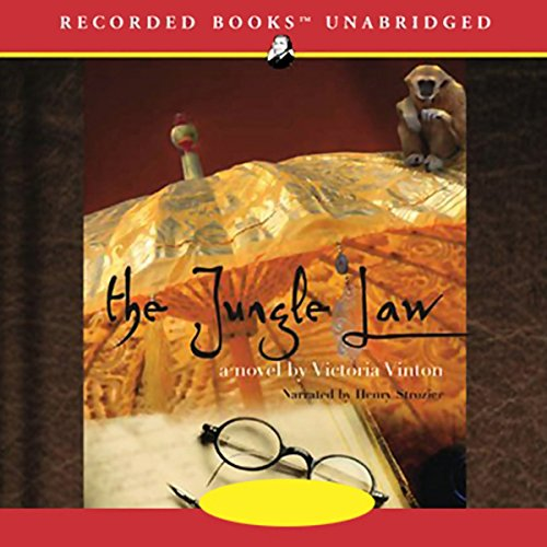 The Jungle Law audiobook cover art