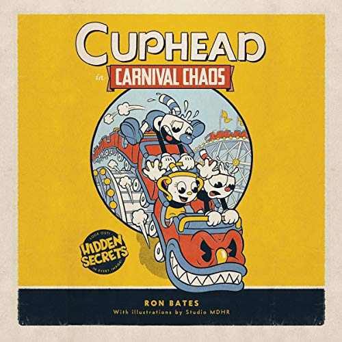Cuphead in Carnival Chaos cover art