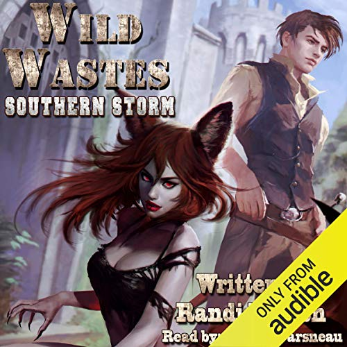 Wild Wastes: Southern Storm cover art