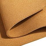 Rollo de Corcho/Tablero de Corcho Protección del Medio Ambiente y antiestático Materiales Decorativos Longitud 5m Ancho 1,22 m Espesor 6 mm Paneles de Corcho