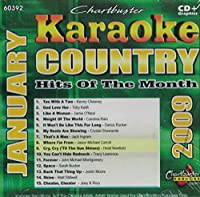 Karaoke: January Country Hits of the Month