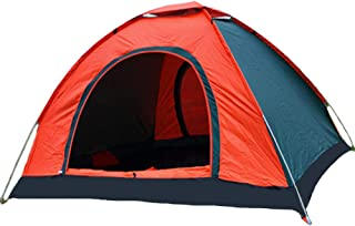 Automatic Pop Up Tent 3-4 Person Instant Backpacking Camping Tent Waterproof Windproof UV Protection for Outdoor Beach Tra...