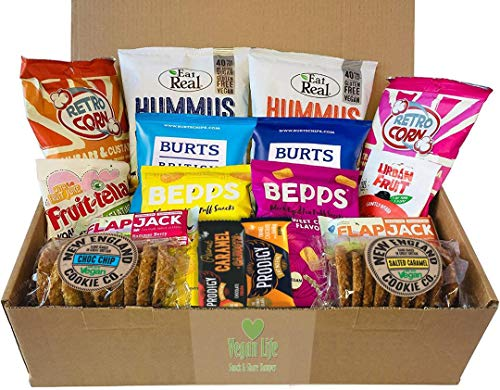 Love Vegan Life Snack and Share Hamper