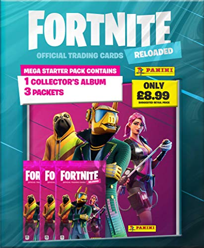 FORTNITE Trading Cards Reloaded Starter Pack