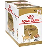 Royal Canin Breed Health Nutrition Chihuahua Loaf in Gravy Pouch Dog...