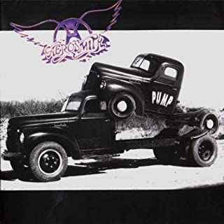 Pump by Aerosmith (1989) Audio CD