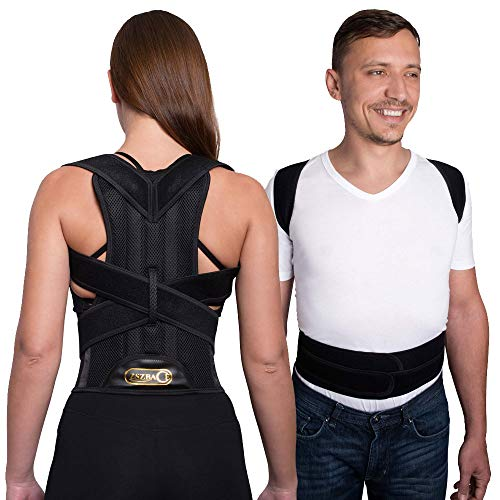Back Posture Corrector Adjustable Clavicle Brace by ZSZBACE