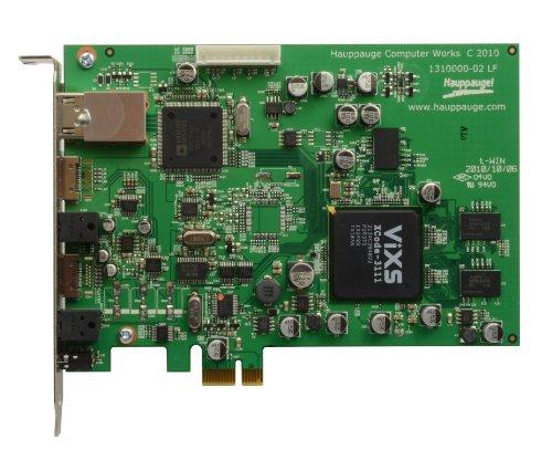 Hauppauge Colossus - Grabadora de Video de Alta definición con PCI Express Interna