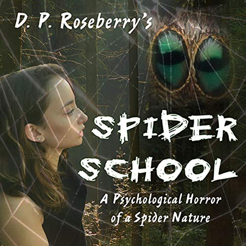 Spider School audiobook cover art