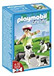 PLAYMOBIL - Border Collies con...