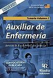 Auxiliar de Enfermería. Servicio de Salud de las Islas Baleares. Temario. Volumen 2