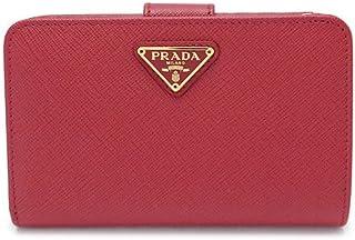 [プラダ] 折財布 レディース フォーコ レッド系 1ML225 QHH F068Z [並行輸入品]