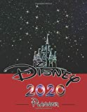Disney Walt Planner 2020: World Vacation Daily Budget Planning Agenda 2020 Weekly and Monthly Mickey Theme Disney Trip Holiday Journal For Family Kids