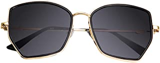 サングラス 偏光レンズゴーグル メガネ さんぐらす 眼鏡ケースカット ブルーライト変色調光 ウェリントン 超軽量フレーム採用 紫外線カット強光 グレアカット