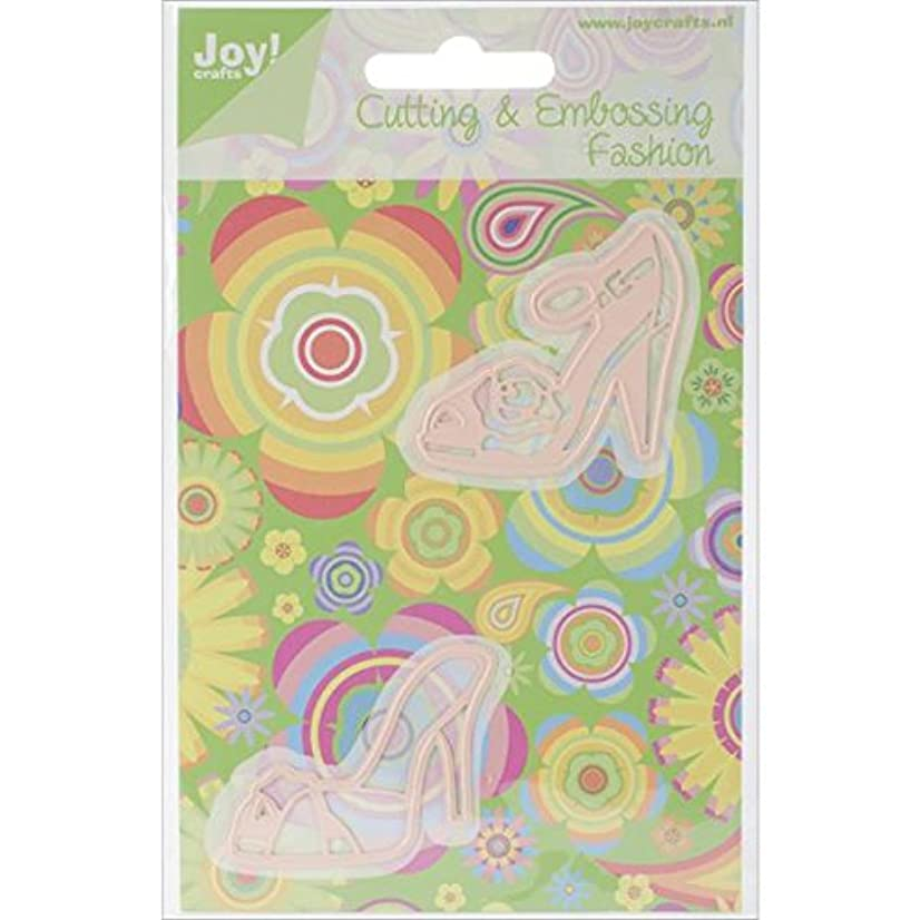 Ecstasy Crafts Joy Crafts Cut and Emboss Dies, 1.75-Inch by 1.75-Inch, High Heels