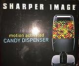 Sharper Image Motion Activated Candy Dispenser with Built-In Sensor - Black