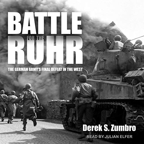 Battle for the Ruhr audiobook cover art