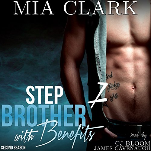 Stepbrother with Benefits 7 (Second Season) audiobook cover art
