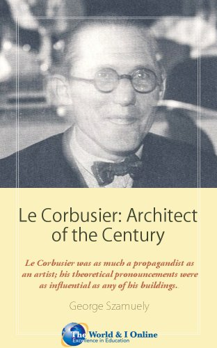 Le Corbusier: Architect of the Century (English Edition)