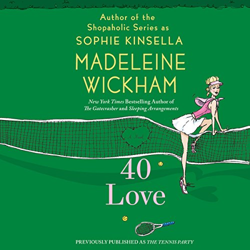 40 Love audiobook cover art