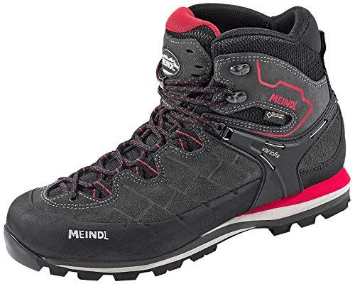 Meindl Schuhe Litepeak GTX Men - Graphite/rot