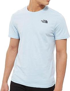 THE NORTH FACE Pale Blue Men's T-Shirt