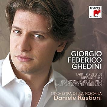 Giorgio Federico Ghedini Music for Orchestra
