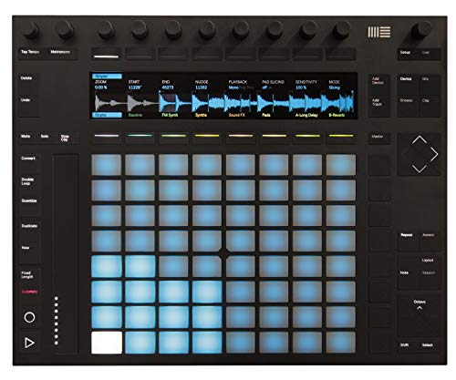 Ableton Push 2 with Live 10 Suite
