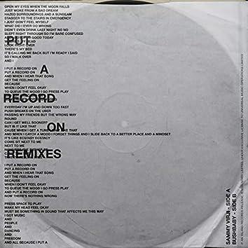 Put A Record On (Remixes)