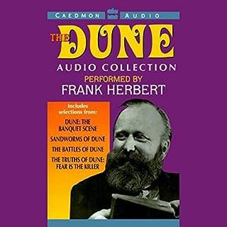 Couverture de The Dune Audio Collection