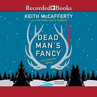 Dead Man's Fancy audiobook cover art