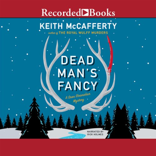 Dead Man's Fancy audiobook cover art