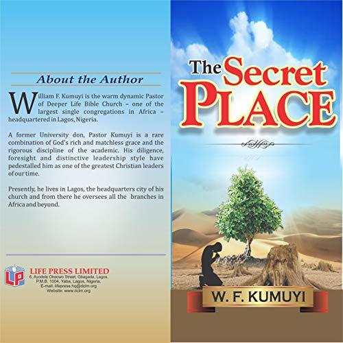 The Secret Place cover art