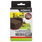 Aquael 5905546198332Filtro esponjas patmini Acuario Interior Filtro, Esponja Recambio para el patmini Filtro