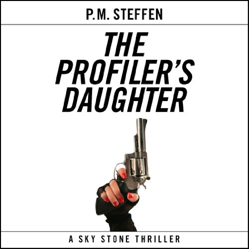 The Profiler's Daughter audiobook cover art