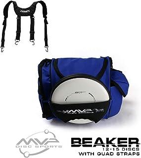 MVP Disc Sports MVP Beaker Competition Disc Golf Bag