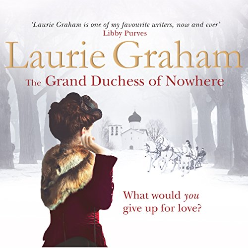 The Grand Duchess of Nowhere audiobook cover art