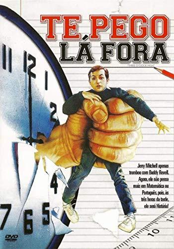 DVD Te Pego Lá Fora