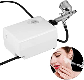 Oxygen Injection Machine - Water Oxygen Sprayer Airbrush,Moisturizing Cleaning Pores clear blackheads Acne Facial Care Sauna Spa Beauty Skin Rejuvenation Instrument