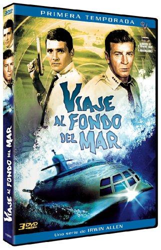 Voyage to the Bottom of the Sea - First Season 3DVD (Viaje al Fondo del Mar - Primera Temporada) - Audio: English, Spanish - Regions 2