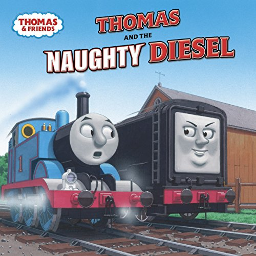 Thomas and the Naughty Diesel (Thomas & Friends) (Pictureback(R))の詳細を見る