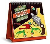 Mr. Holmes Krimi-Adventskalender: 24 weihnachtliche Kriminalfälle zum Miträtseln - Philip Krömer